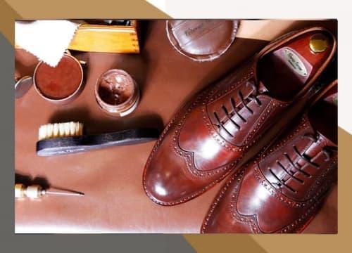 Реставрация обуви из кожи, нубука и замши