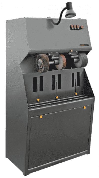 Точильно-шлифовальный станок Финишер ШСК-1100L ленточный