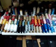 Нитки для швейных машинок в ассортименте